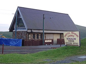 Bungalow Railway Station - Snaefell Mountain - kingsley - 24-APR-09.jpg