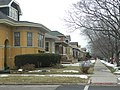 Bungalows in Portage Park Bungalow Historic District.JPG