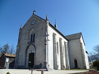 Burdignin Commune in Auvergne-Rhône-Alpes, France