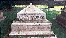Ο τόπος της ταφής της καρδιάς του Τόμας Χάρντι