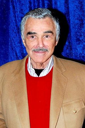 Schauspieler Burt Reynolds