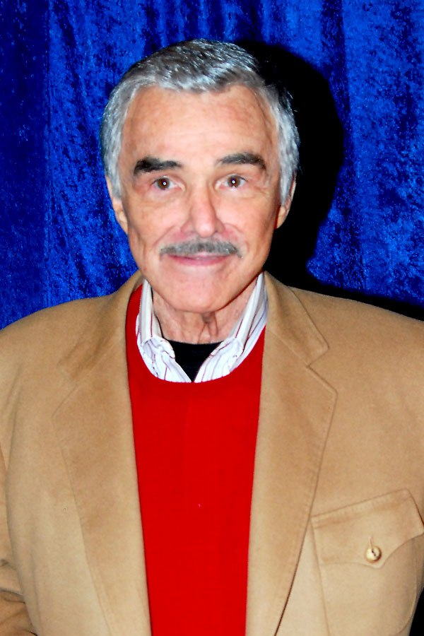 Photo Burt Reynolds via Wikidata