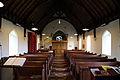 Bush End, Essex, England ~ St John Evangelist interior ~ nave looking west 01.jpg