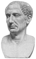 Bust of Julius Caesar from History of the World (1902).png