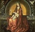 CAMPIN Robert (entourage de) - Vierge à l'Enfant, 162 ; 857.1.155.jpg