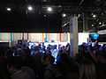 CES 2012 - Sony - Earth, Wind, and Fire crowd (6764368877).jpg
