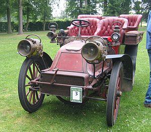 La 628-E8 - Charron C.G.V., 1902