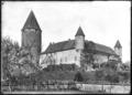 CH-NB - Bulle, Château, vue d'ensemble extérieure - Collection Max van Berchem - EAD-6904.tif