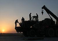CLB22 loading forklift
