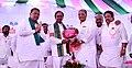 CM KCR in Raythu Samanvaya Samithi on 25th February 2018 (02).jpg