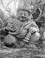COLLECTIE TROPENMUSEUM Stenen tempelwachter bij de Candi Singosari TMnr 10016347.jpg