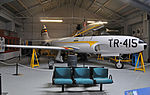CT-133 at RAF Manston History Museum.jpg