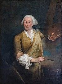 Ca' Rezzonico - Ritratto di Francesco Guardi 1764 - Pietro Longhi.jpg