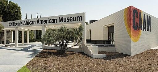 California African American Museum - Virtual Tour