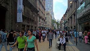 Francisco I. Madero Avenue - Francisco I. Madero Avenue