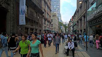 Madero Street - Francisco I. Madero Avenue