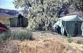 Camp at 1966 Wildcat Canyon (Oregon, USA) archaeological project (1808154343).jpg