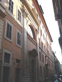 Campo Marzio - Chiesa dei SS. Giuseppe e Orsola (sconsacrata).jpg