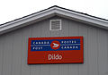 Canada Post sign in Dildo, Newfoundland.jpg