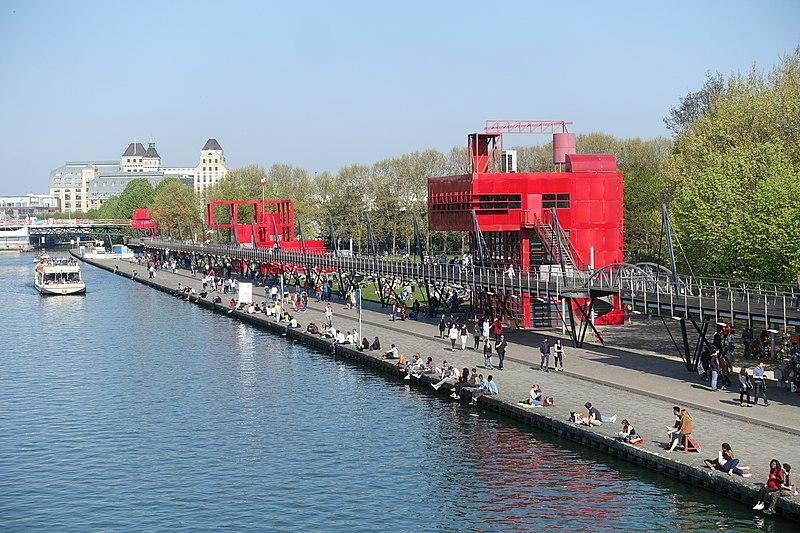 Melhores parques para dias quentes em Paris