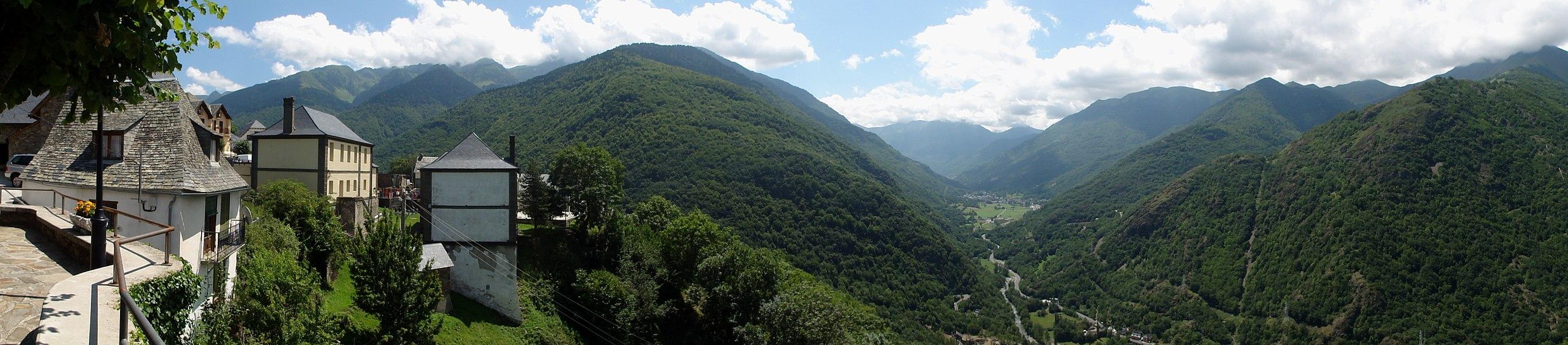Parc de Sant Joan de Toran (Vall d'Aran)