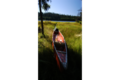 Canoe beached by Lake, Mt Hood National Forest (23087177509).png
