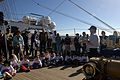 Captain Joseph Sinnett of the U.S. Coast Guard Cutter Eagle Welcomes San Francisco Families Aboard for Story Time and Tours DVIDS1088105.jpg