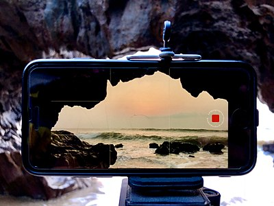 Capturing Sunrise near Thotlakonda beach 3.jpg