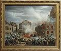 Carnavalet - Incendie du château d'eau, place du Palais Royal le 24 février 1848 01.jpg