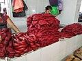 Carne de chinameca y longaniza del Mercado Morelos.jpg