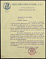 Carta de presentació d'Eduard Roxlo Serra per part del Sindicat Obrer de Tècnics de la Filatura de Barcelona (1938).jpg