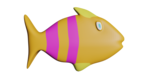 Cartoon fish yellow and pink.png