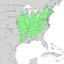 Carya ovata range map 1.png