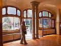 Casa Batllo Opening on to Courtyard (5839570897).jpg
