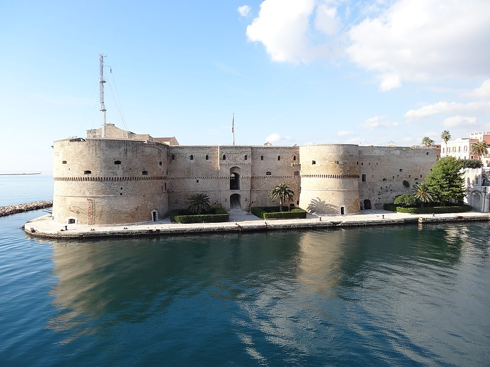 Castello Aragonese(Taranto)