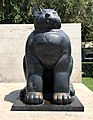 Cat statue created by Fernando Botero.jpg