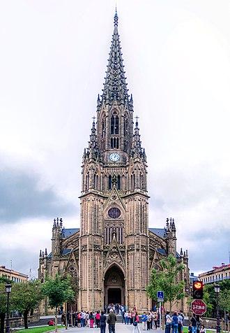 San Sebastián Cathedral - Image: Catedral del Buen Pastor (9225828442)