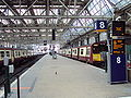 Cathcart circle train at Glasgow Central - DSC06126.JPG