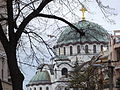 Cathedral of St. Sava - Belgrade - Serbia (15616645148).jpg