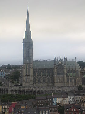 Image illustrative de l'article Cathédrale Saint-Colman de Cobh
