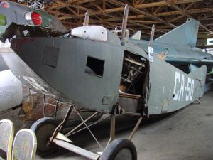 Päijänne Tavastia Aviation Museum - Image: Caudron C.59 Suomessa