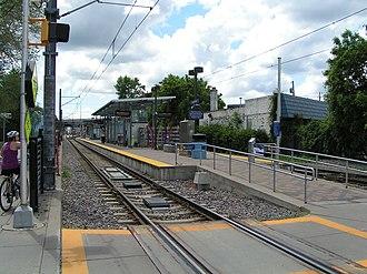 Cedar–Riverside station - Image: Cedar Riverside (Metro Transit station)