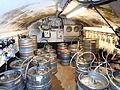 Cellar, New Inn, Wetherby (7th June 2015) 001.JPG