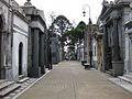 Cementerio de la Recoleta avenue.jpg