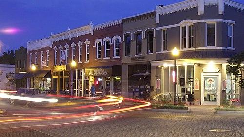 Bentonville mailbbox
