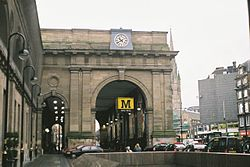 Central Station, Newcastle upon Tyne, 18 January 2006 (2).jpg