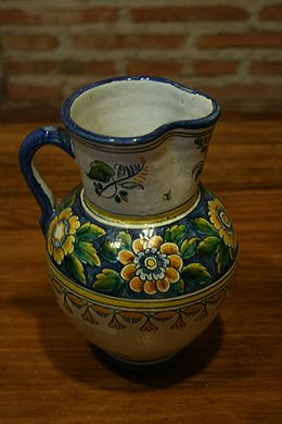 Tres culturas historia de la cer mica de talavera de la reina for Origen de la ceramica