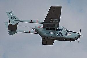 115th Operations Group - Air National Guard O-2 Skymaster