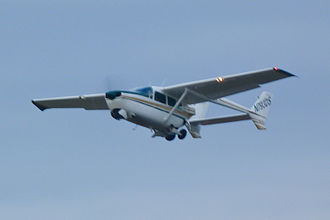 Cessna Skymaster - Cessna 337F Super Skymaster