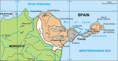 Ceuta, North African Spain Ceuta (neutral).PNG